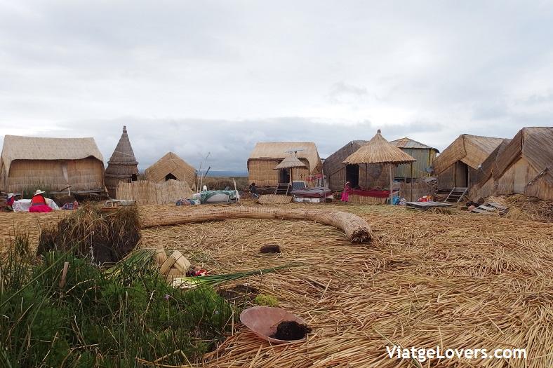 Islas de los Uros. Perú -ViatgeLovers.com