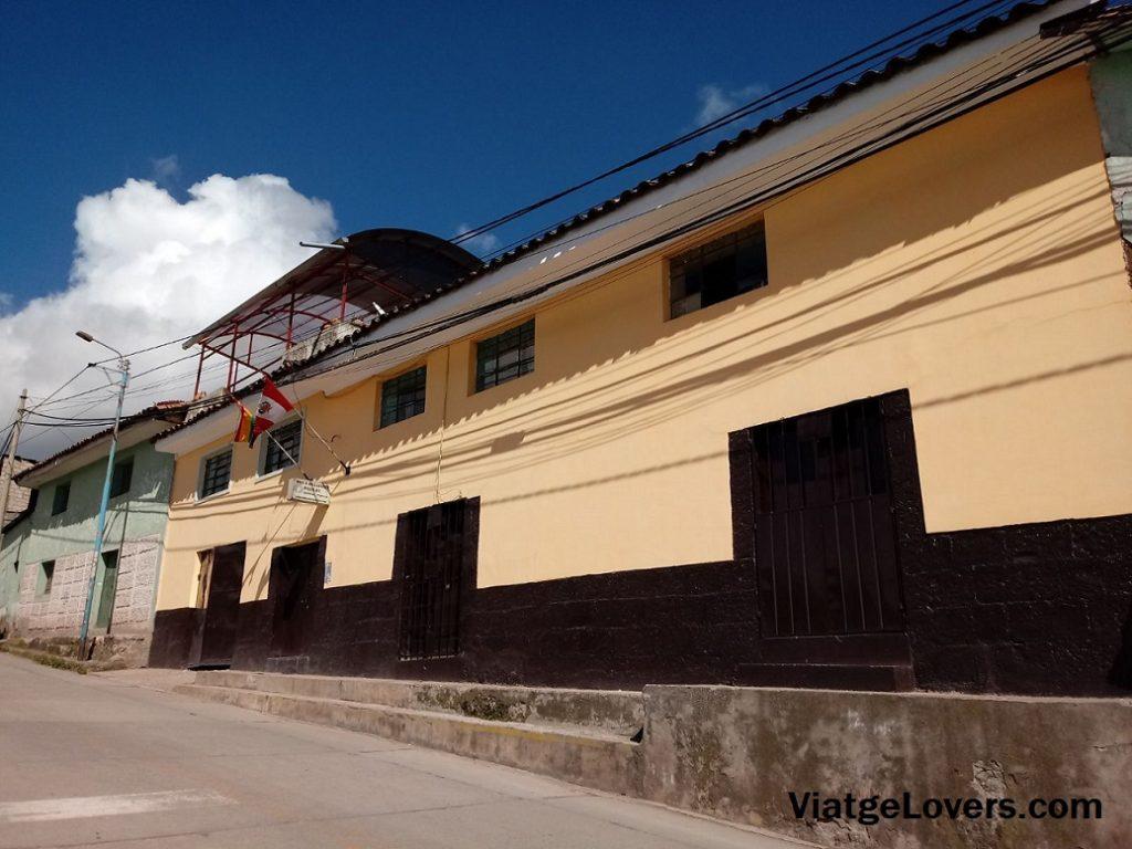 Nuestro hostal de Cuzco. Ruta por Cuzco -ViatgeLovers.com