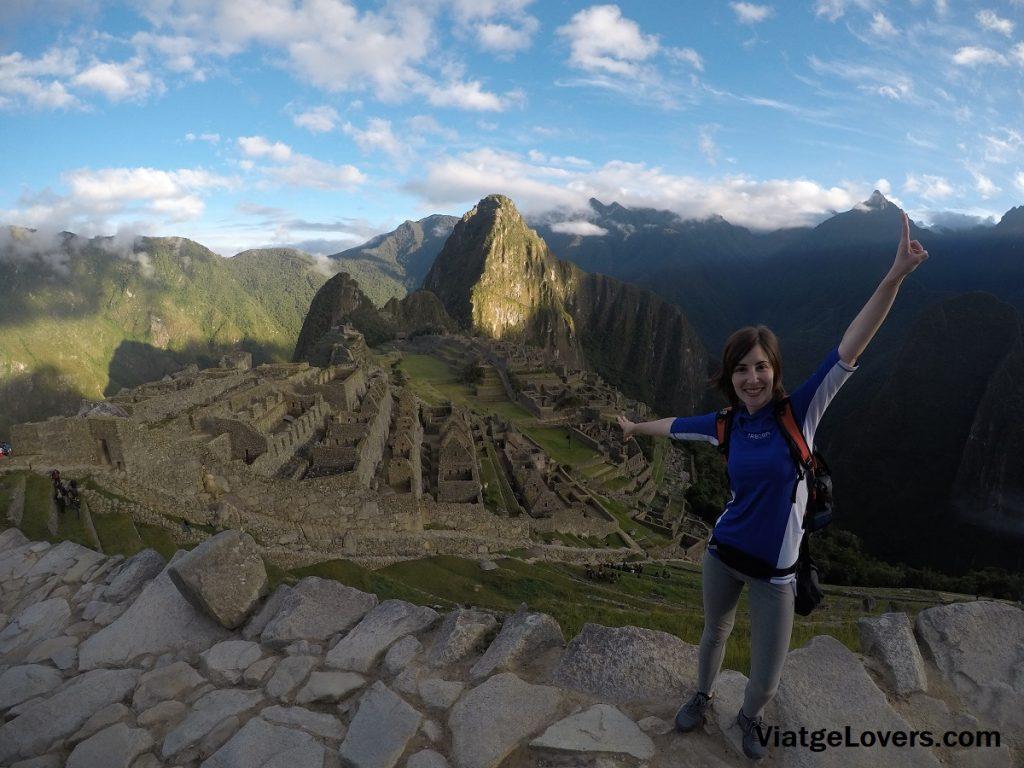¡Machu Picchu por primera vez! -ViatgeLovers.com