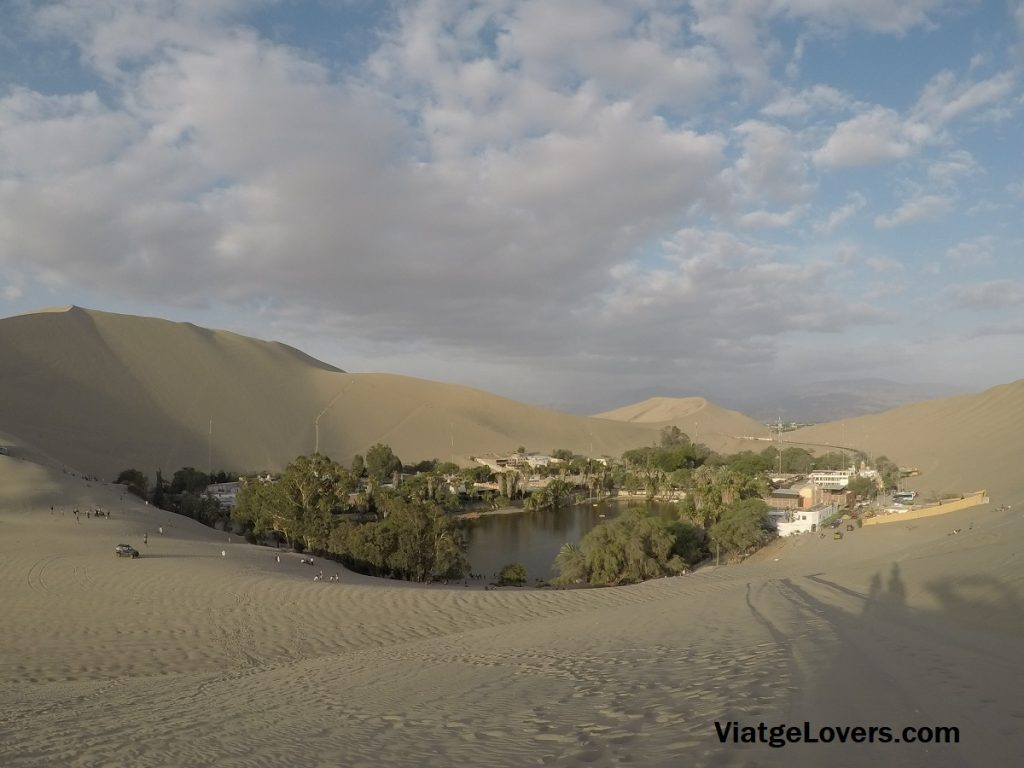 Huacachina. Perú -ViatgeLovers.com
