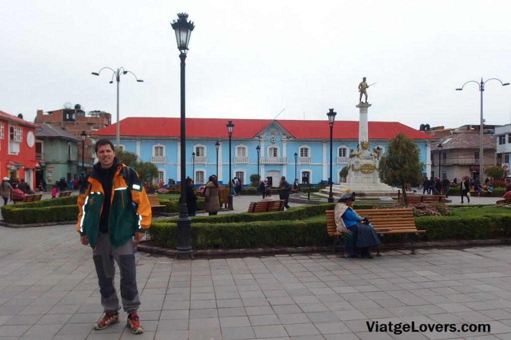 Parque Pino. Puno. Perú -ViatgeLovers.com