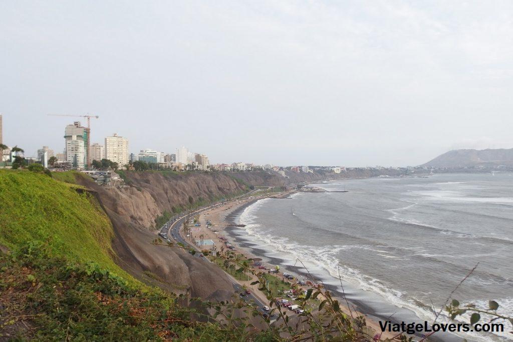Miraflores, Lima. Perú -ViatgeLovers.com