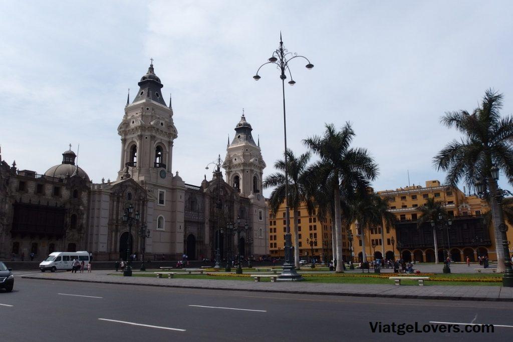 Lima. Perú -ViatgeLovers.com