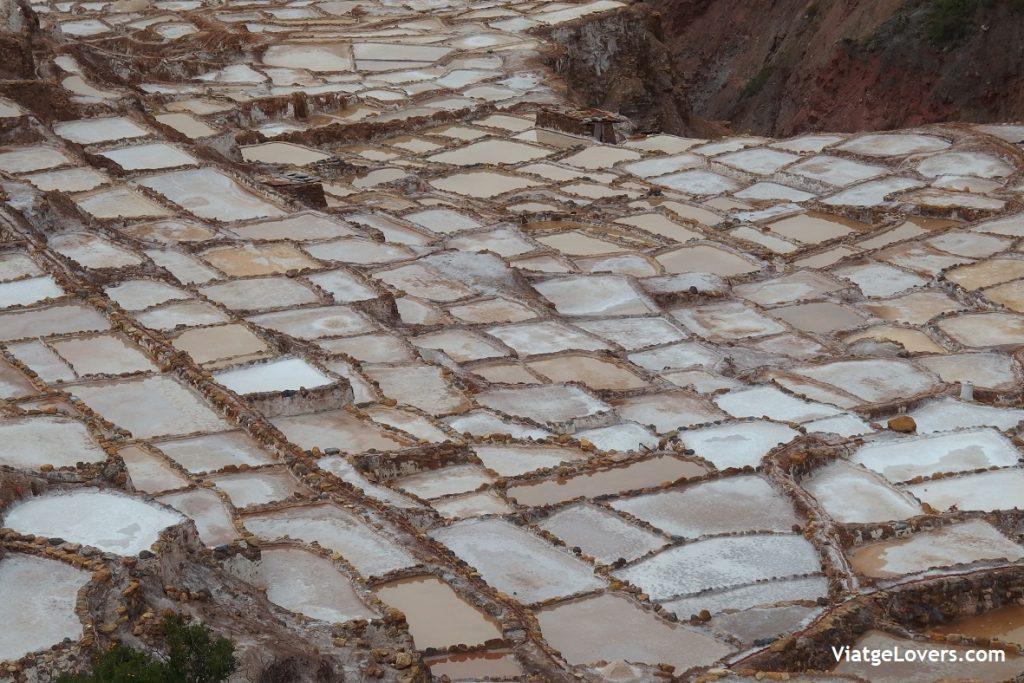 Salineras de Maras. Perú -ViatgeLovers.com