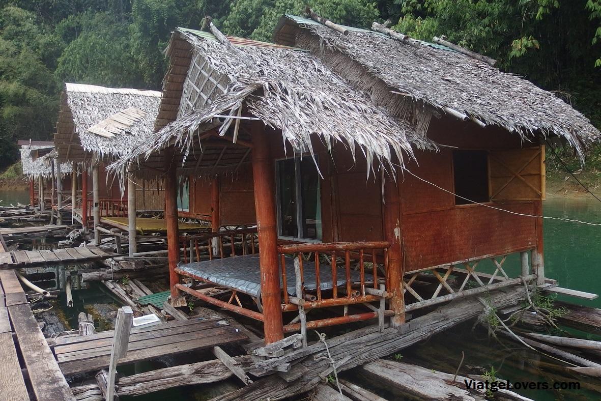 Khao Sok. Tailandia -ViatgeLovers.com