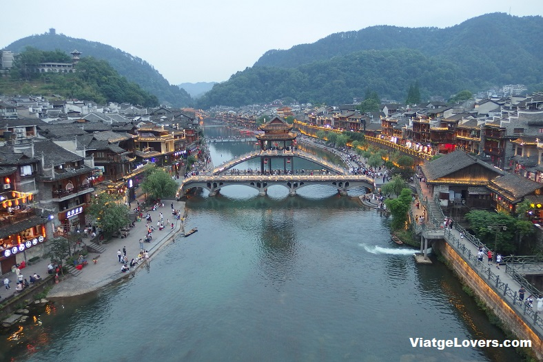 Ruta por China. -ViatgeLovers.com