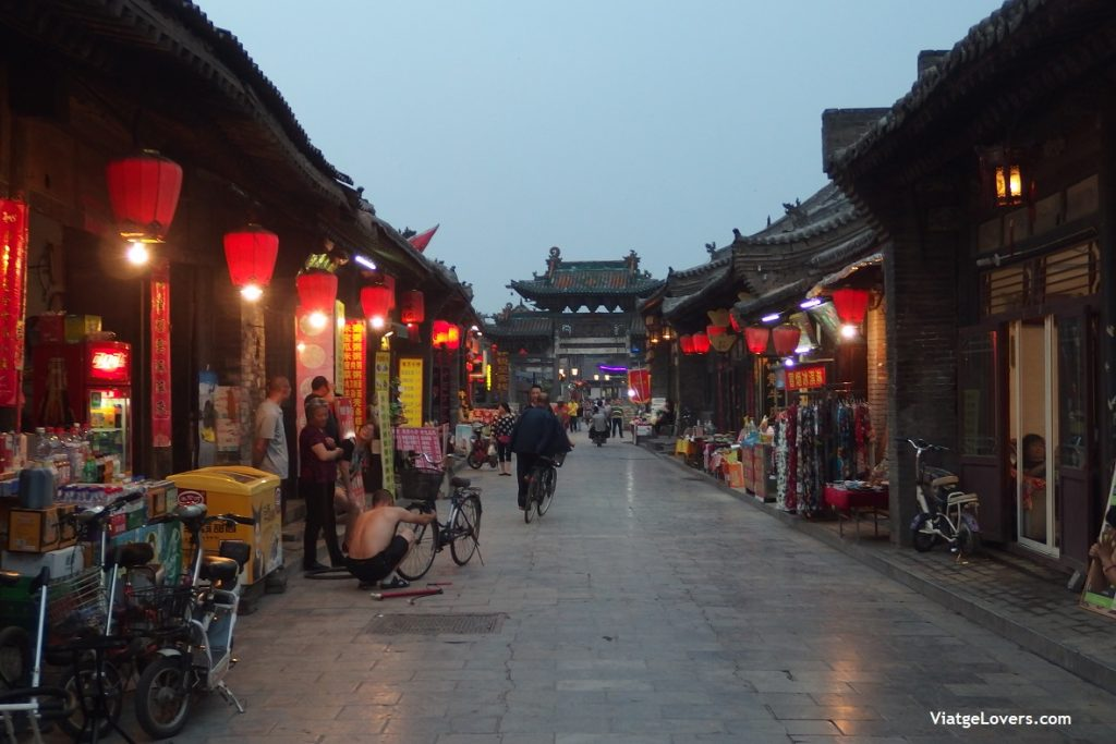 Pingyao, China, Asia -ViatgeLovers.com