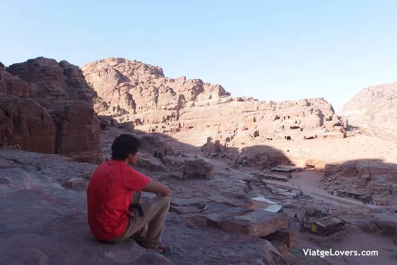 Petra. Jordania -ViatgeLovers.com