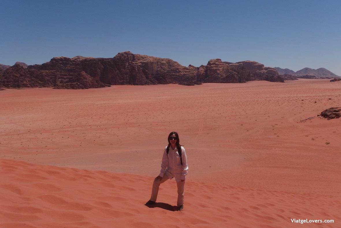 Wadi Rum. -ViatgeLovers.com