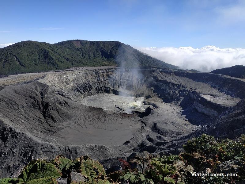 Volcán Poás, Ruta por Costa Rica. Destinos TOP en América -ViatgeLovers.com
