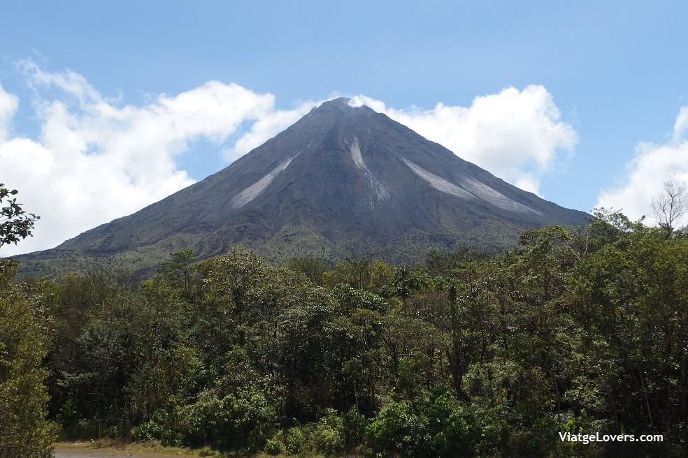 Volcán Arenal, Costa Rica -ViatgeLovers.com