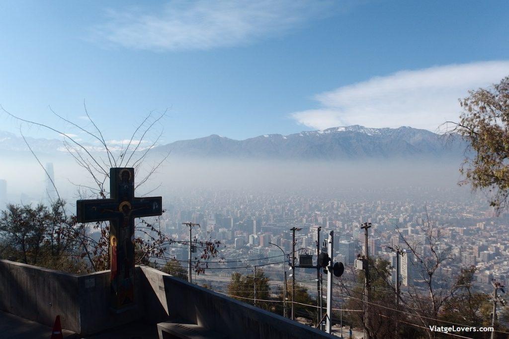 Cerro San Cristóbal, Santiago -ViatgeLovers.com