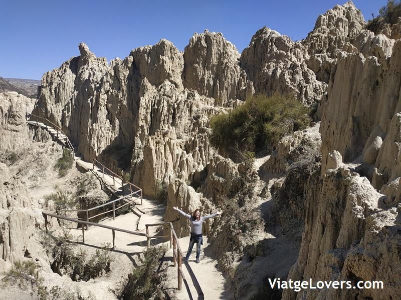 Valle de la Luna, Bolivia -ViatgeLovers.com
