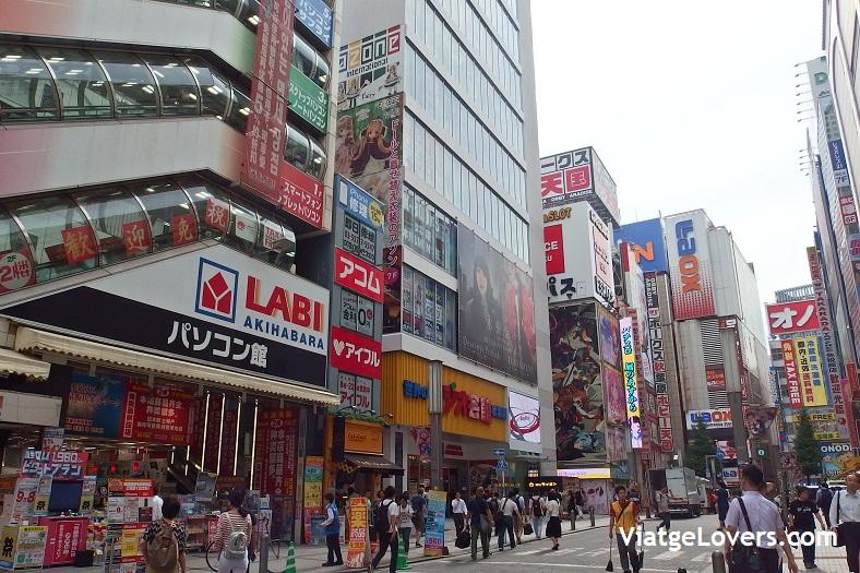 Akihabara. Japón -ViatgeLovers.com