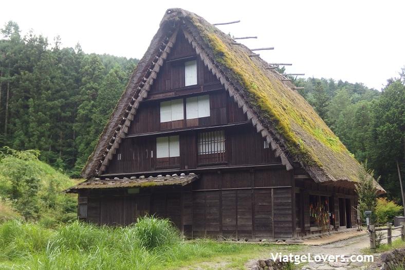 Hida-no-Sato. Takayama, Japón -ViatgeLovers.com