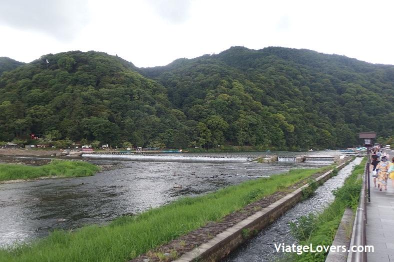 Kyoto. Arashiyama -ViatgeLovers.com