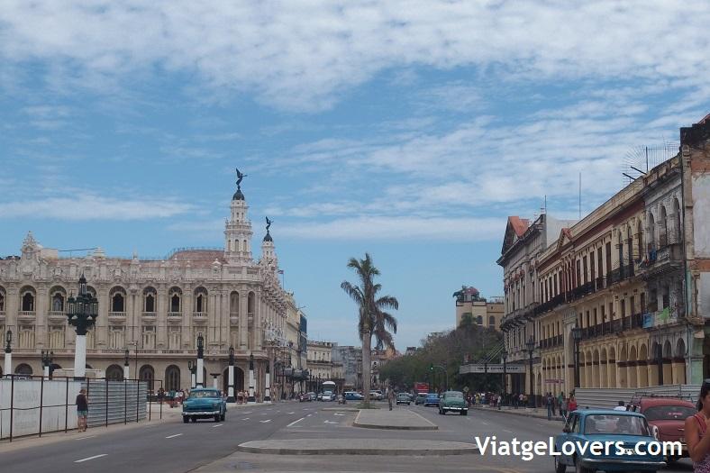 Habana Vieja. Cuba. -ViatgeLovers.com