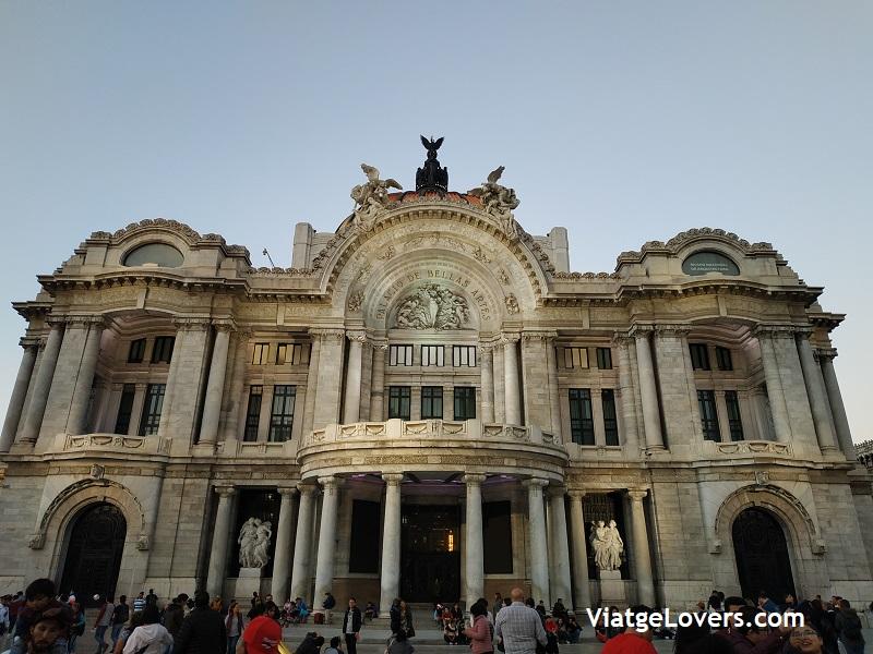 Palacio de Bellas Artes -ViatgeLovers.com