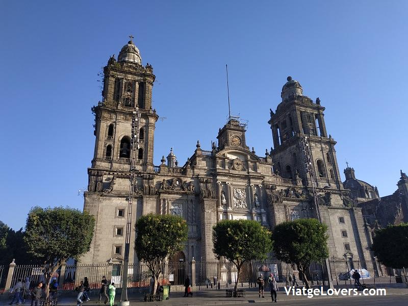 Ciudad de México. Ruta por México -ViatgeLovers.com