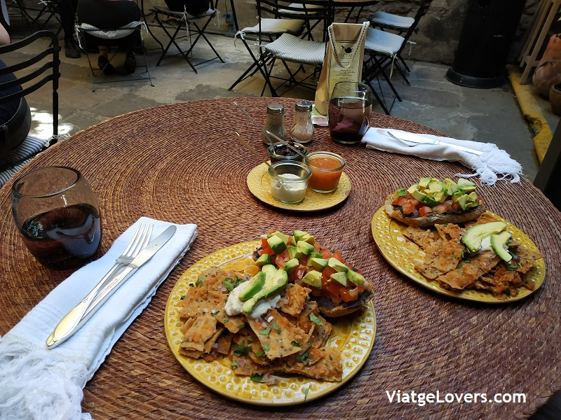 Delicioso manjar en San Miguel de Allende. -ViatgeLovers.com
