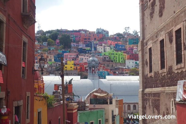 Guanajuato. Ruta por México -ViatgeLovers.com