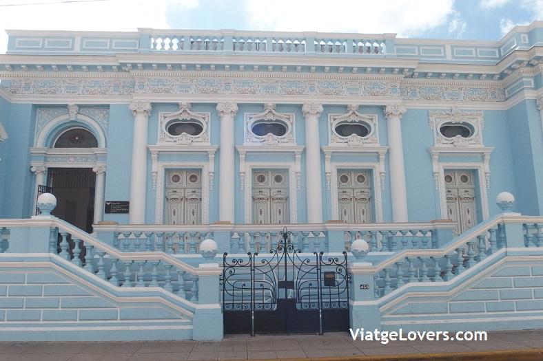 Mérida. Ruta por México -ViatgeLovers.com