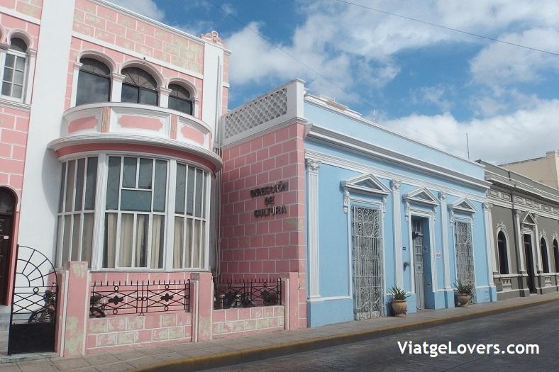 Las casitas de Mérida -ViatgeLovers.com