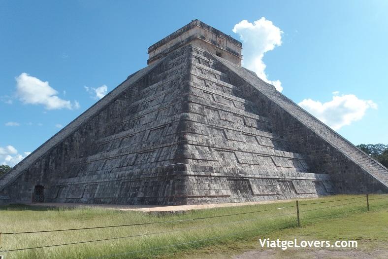Chitzen Itzá -Ruta por Méxic -ViatgeLovers.com