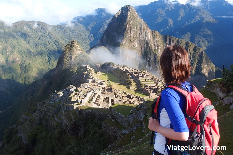 Machu Picchu. Perú -ViatgeLovers.com