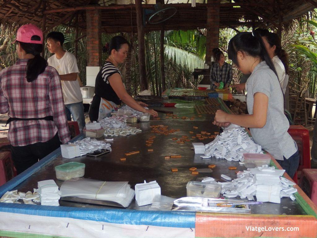 Excursión al Delta del Mekong