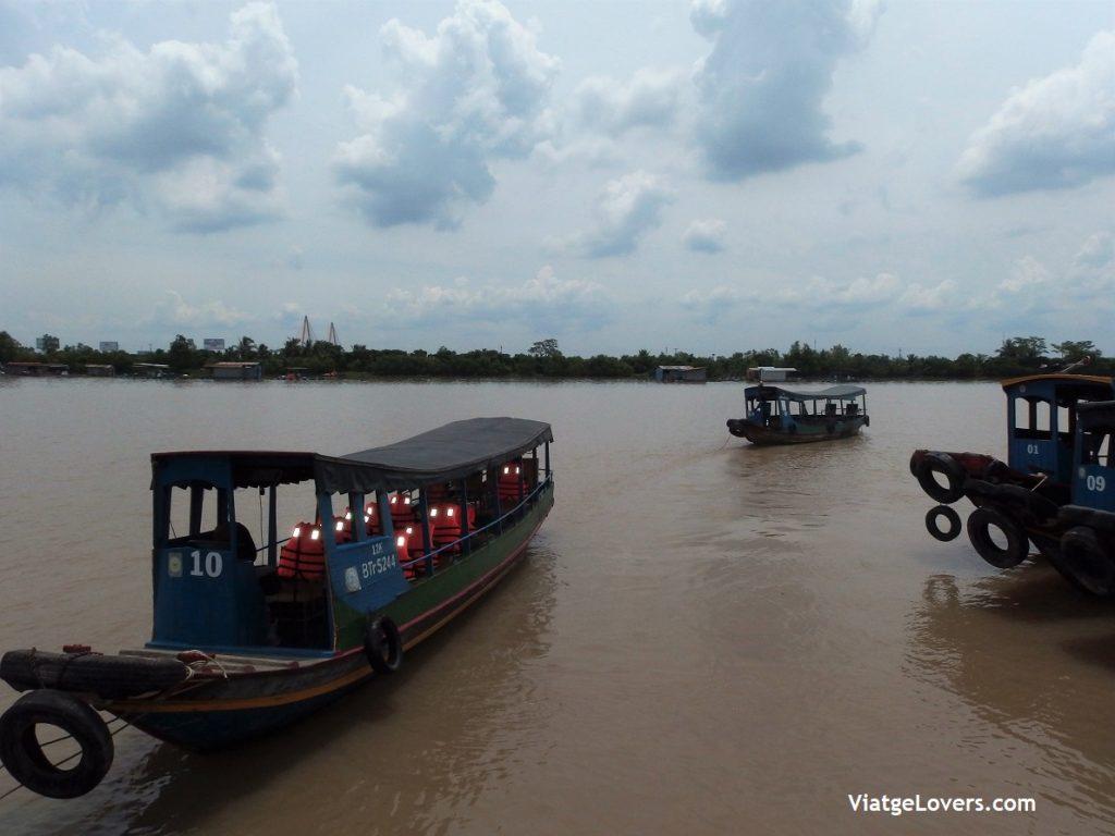 Excursión al Delta del Mekong. -ViatgeLovers.com