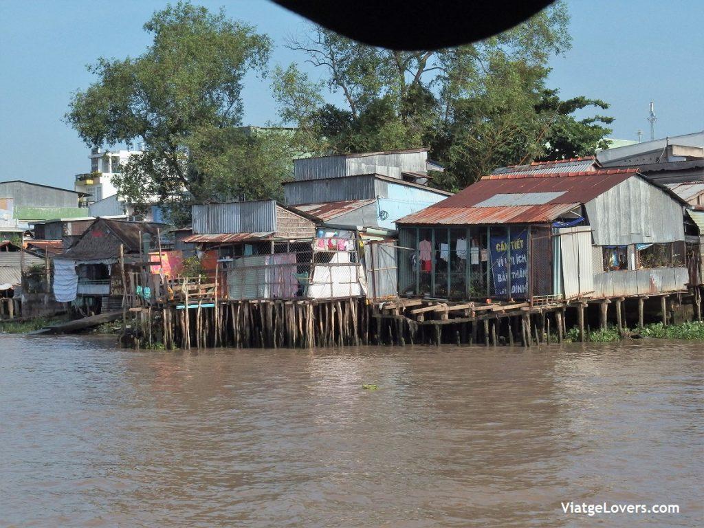 Mekong Delta. Vietnam -ViatgeLovers.com
