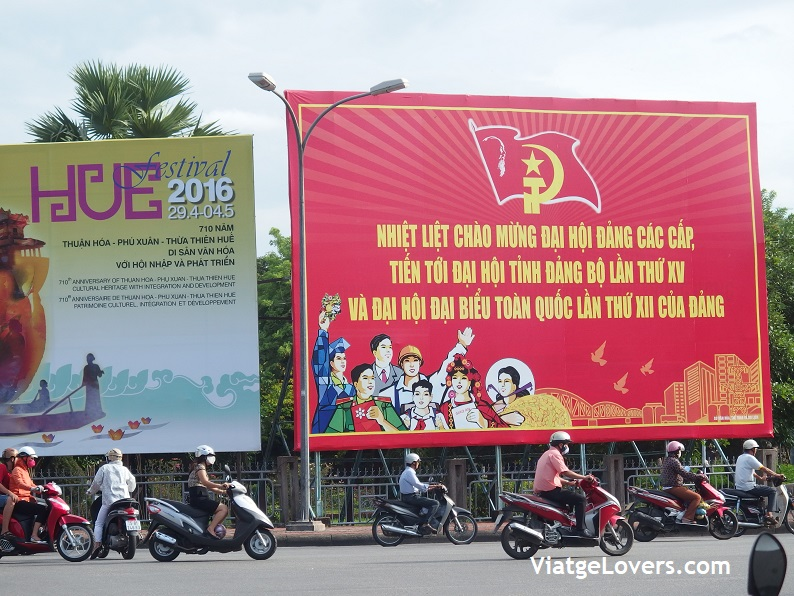 Hue. Vietnam -ViatgeLovers.com