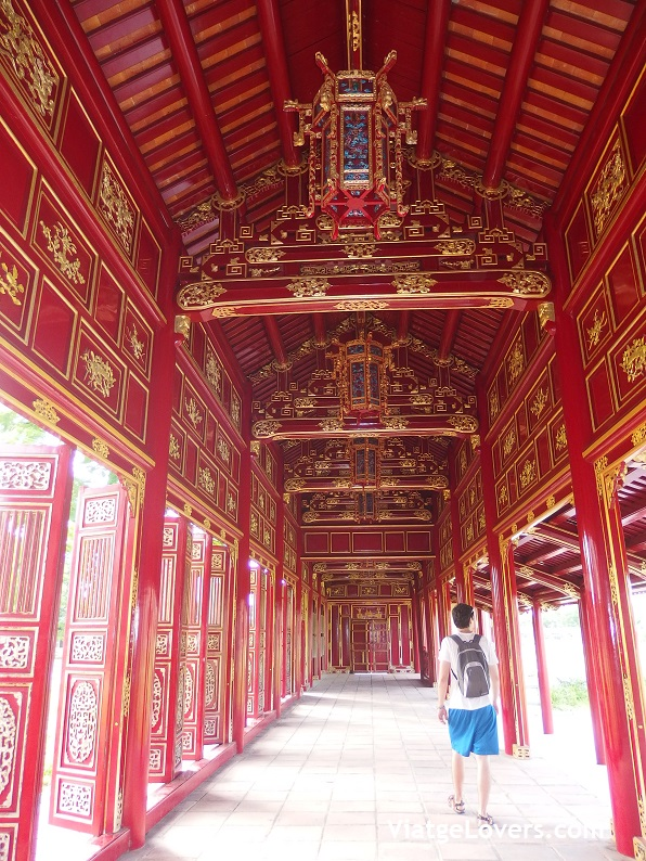 Ciudad Imperial de Hué. Vietnam -ViatgeLovers.com