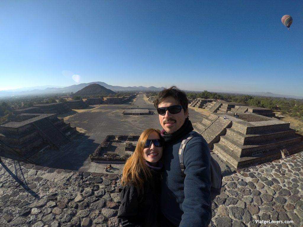 Teotihuacán. México -ViatgeLovers.com