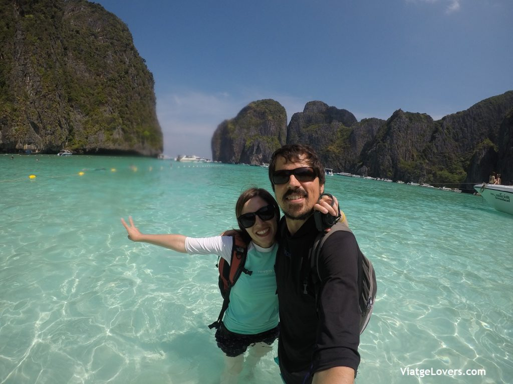 Phiphi Islands. Tailandia por Libre -ViatgeLovers.com