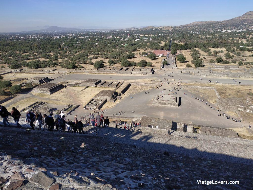 Pirámide del Sol. México -ViatgeLovers.com