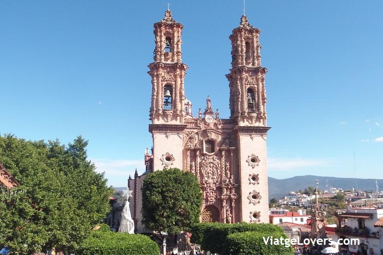 Catedral de Taxco. México -ViatgeLovers.com