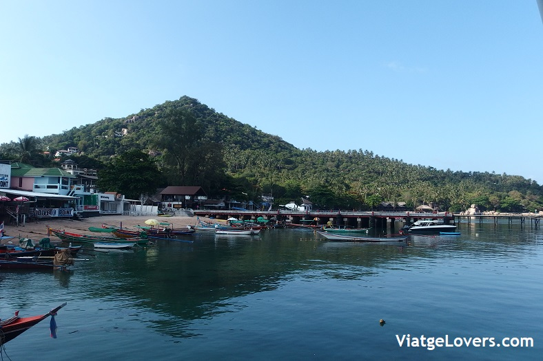 Koh Tao. Tailandia -ViatgeLovers.com