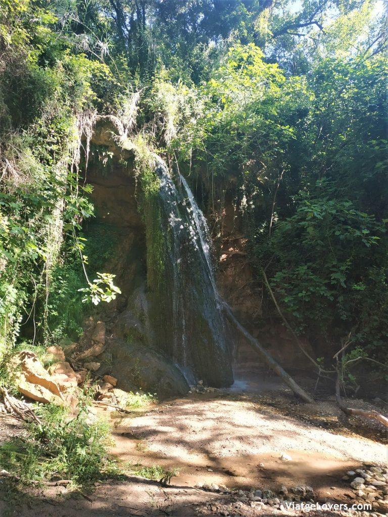 Cascades Cabrera d'Anoia -ViatgeLovers.com