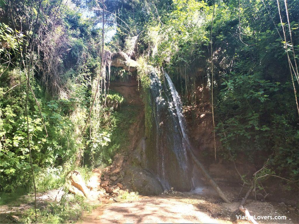 Font dels Capellans, Cascades Cabrera d'Anoia -ViatgeLovers.com