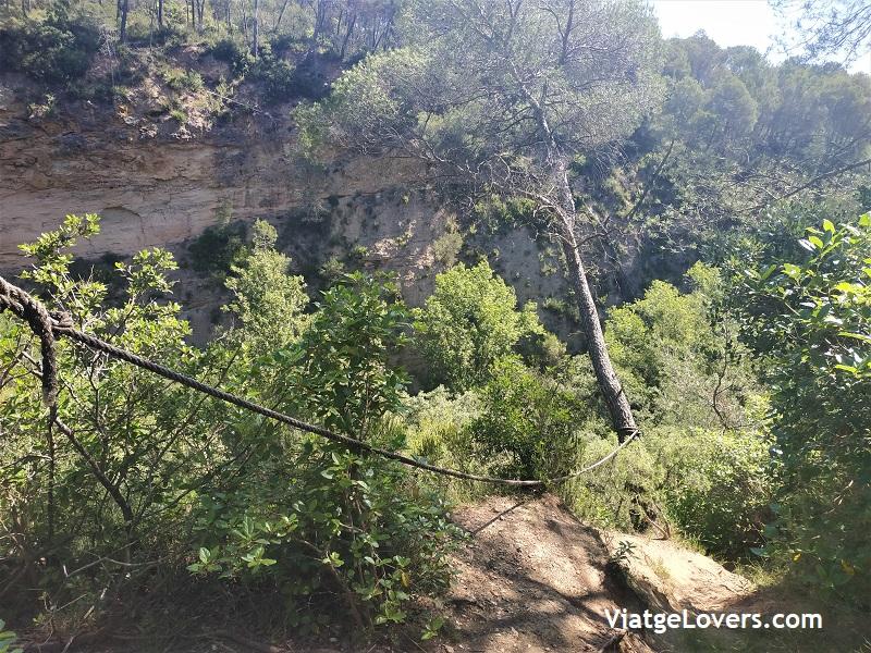 Cascadas en Cabrera d'Anoia -ViatgeLovers.com