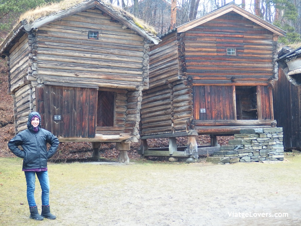 Norwegian Folk Museum. Ruta de Oslo -ViatgeLovers.com