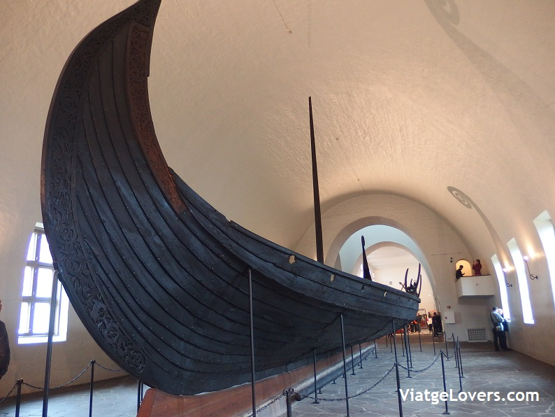 Viking Ship Museum. -ViatgeLovers.com
