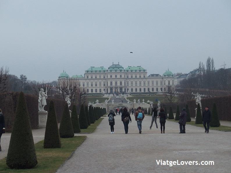 Palacio Belvedere, Viena -ViatgeLovers.com