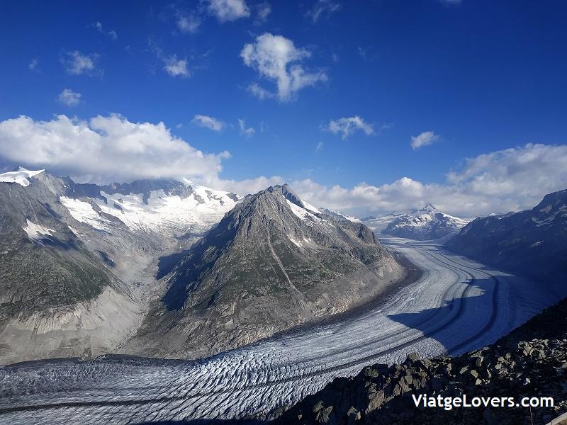 glaciar aletsch -ViatgeLovers.com
