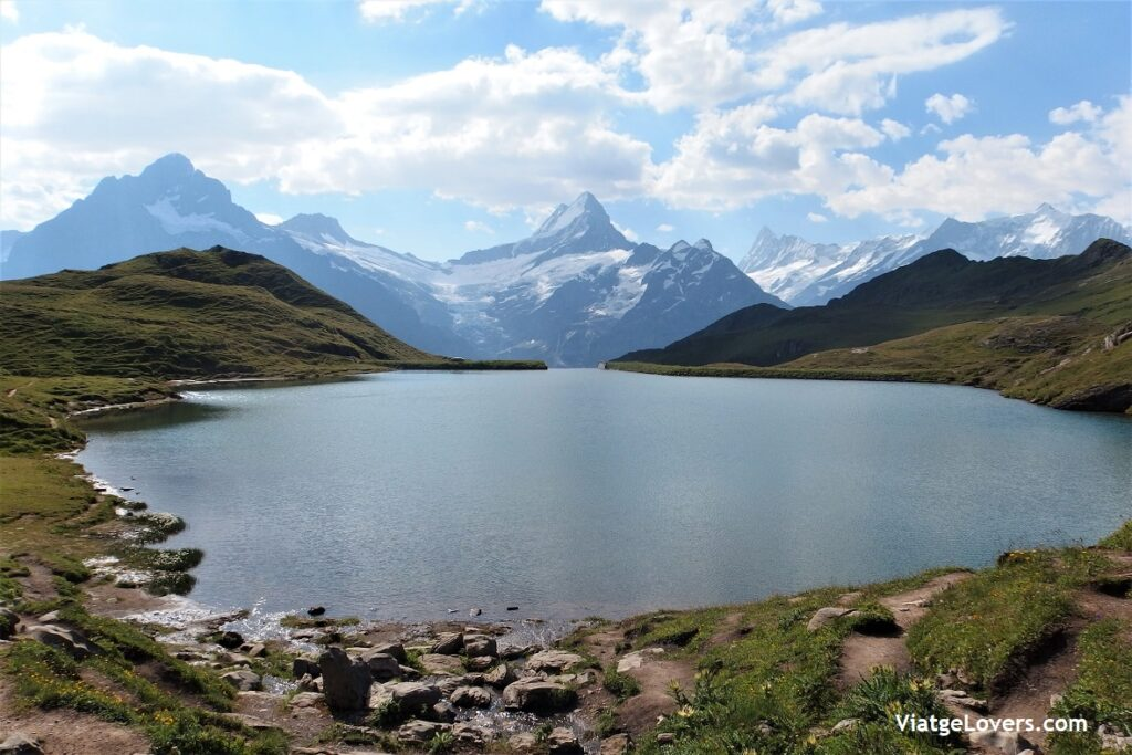 Lake Bachalp, Roadtrip por Suiza -ViatgeLovers.com