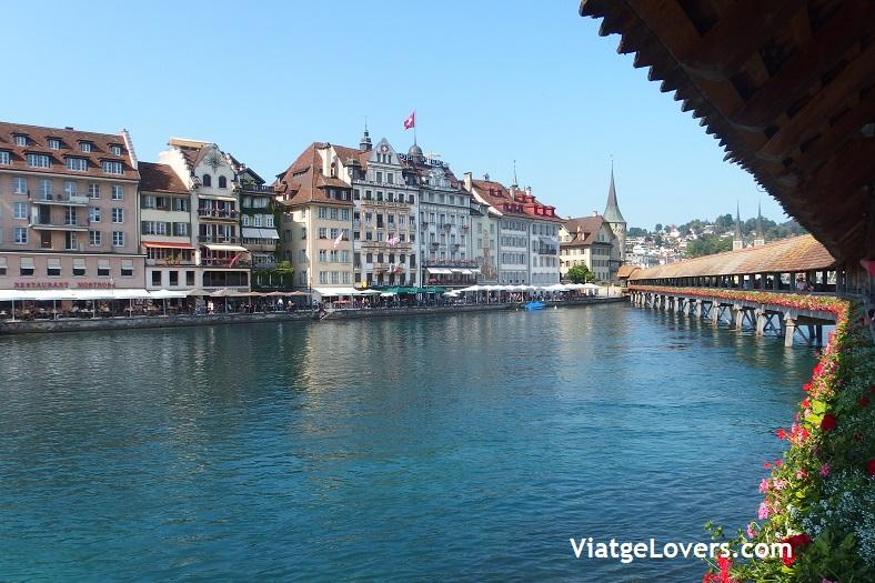 Lucerna, Suiza -ViatgeLovers.com