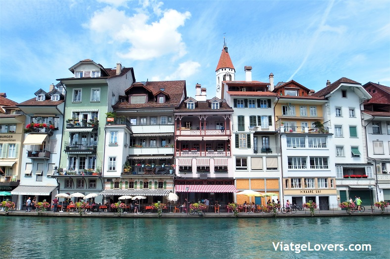 Thun, Roadtrip por Suiza -ViatgeLovers.com