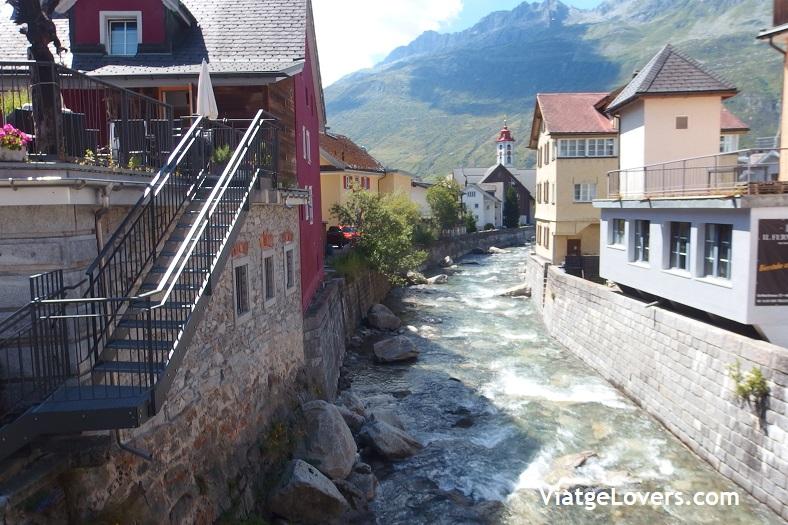 Andermatt. Roadtrip por Suiza -ViatgeLovers.com